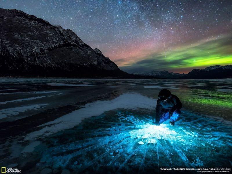 摄影师︰ Yifan Bai 作品名称:Explore(澳洲)