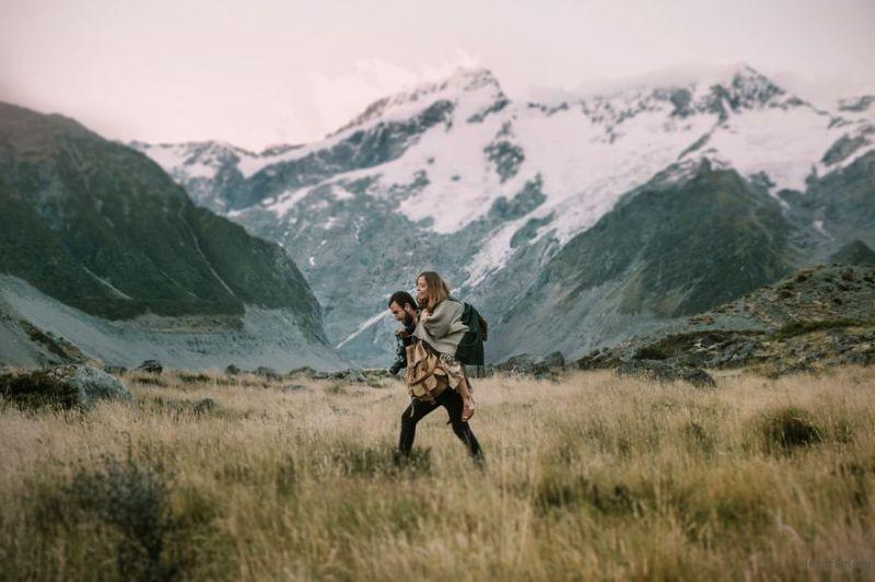 Aoraki Mount Cook National Park, New Zealand by Sirjana Singh