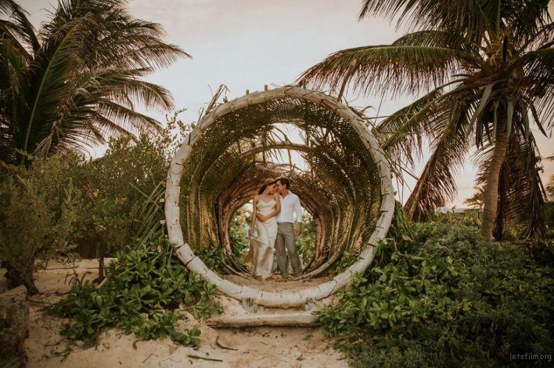 Casa Malca, Tulum, Quintana Roo, Mexico by Ana Hinojosa