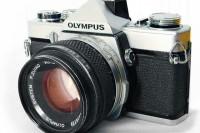 Olympus M1: Olympus轻量化单反相机的终极始祖