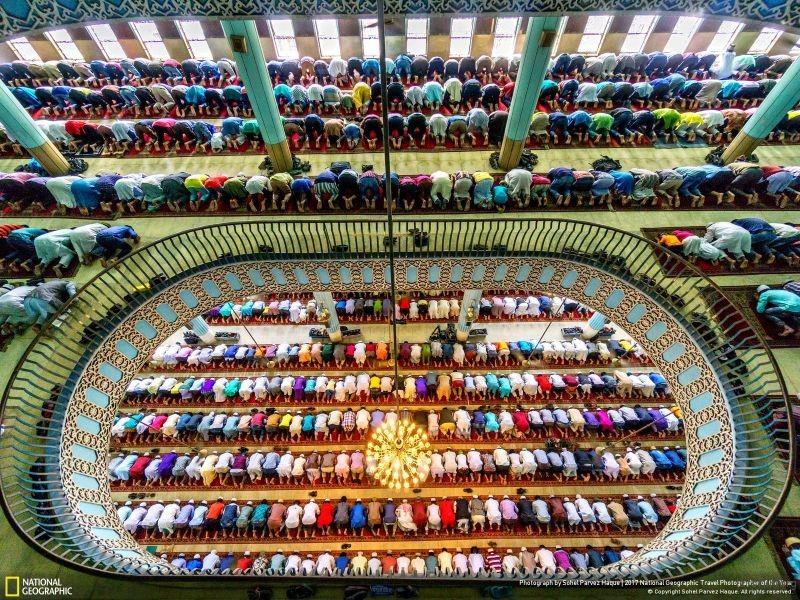 摄影师︰ Sohel Parvez Haque 作品名称:Prayer(孟加拉)