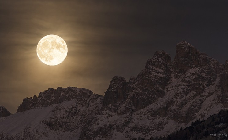 Super Moon © Giorgia Hofer (Italy)