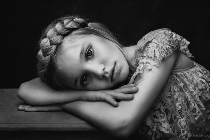 Sadie By Paulina Duczman(英国) 肖像类第三名