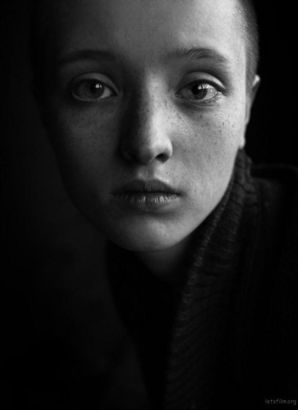 Lena By Artem Mikryukov(俄罗斯) 肖像类第二名