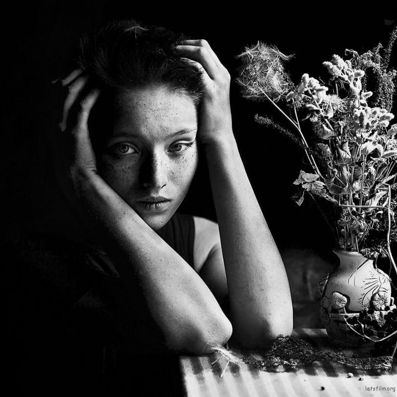 Dandelion By Uliana Kharinova(俄罗斯) 肖像类第一名
