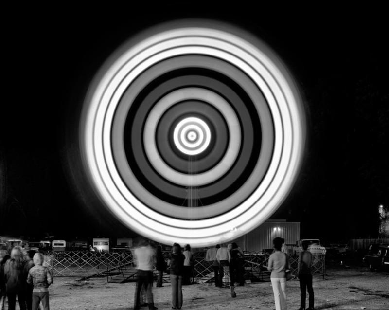 Spinning Carnival Ride, 1971