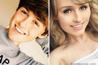 变性人变性前后的照片,你能相信竟然都是同一个人吗?