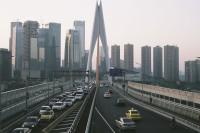[15762] 重庆 一个路在天上的城市