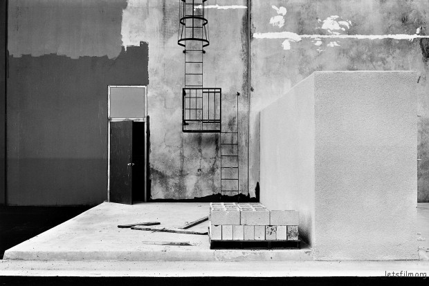Photo by Lewis Baltz