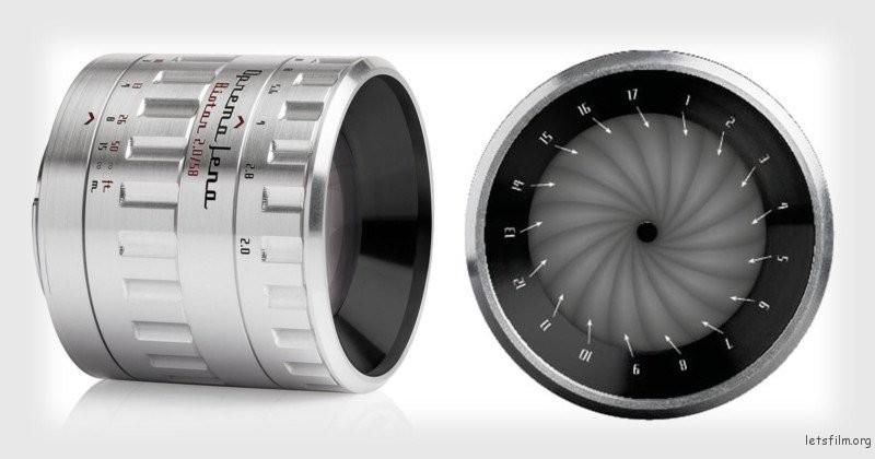 Oprema Jena Biotar 58mm f/2