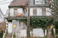 被遗弃的建筑