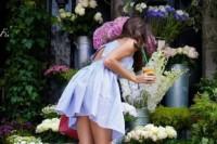 不用再想买束鲜花的理由,花已经成为生活美学的日常