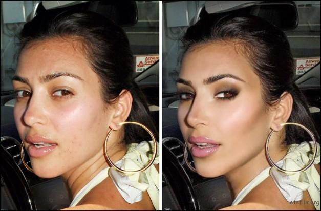 数码美容、化妆