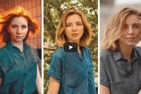 三支老镜头,三个不同的焦段拍人像,你最喜欢哪一个?