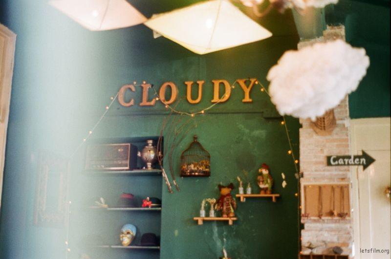 [ 胶 片 ] 多雲 · 咖啡 2-1