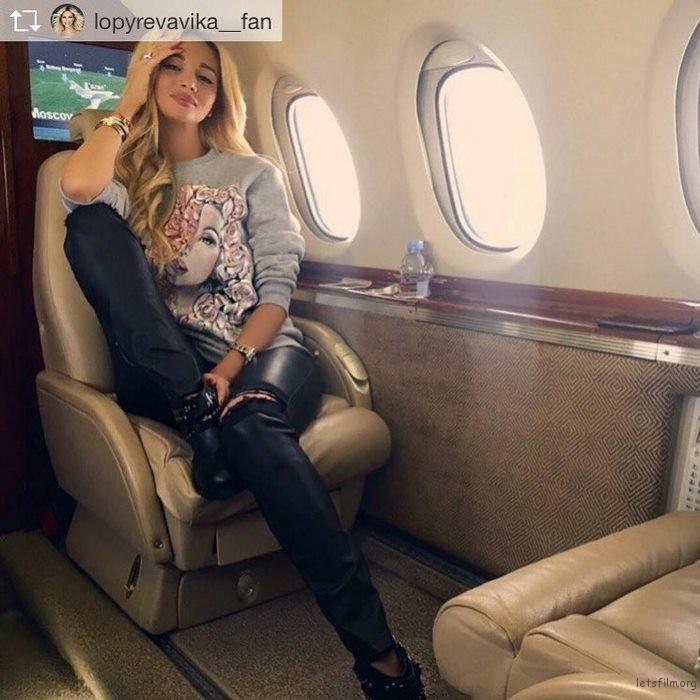 什么商务舱头等舱,都不如自家的飞机舒服