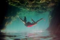 水中的优雅
