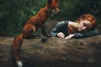 童话世界是存在的,在摄影师的镜头里