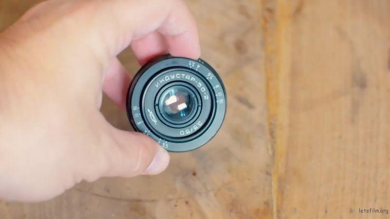 Industar 50mm f/3.5