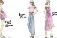 〔坏时髦〕给你满满厌世穿搭灵感!人气IG 插画家绘制日本最新流行趋势