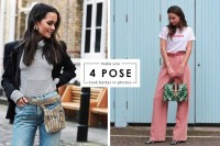 欧美名人摄影师分享:如何掌握Pose技巧,拍出如女星般的好比例