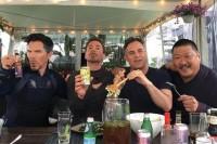 好莱坞大明星把IG 玩坏了,不同于大萤幕的有趣照片精选!