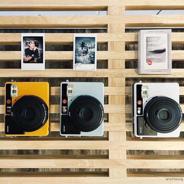 Leica Sofort (image via google)