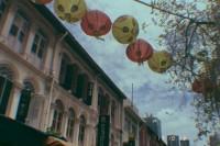 重回等待底片的年代:Gudak Cam x 新加坡交换日常