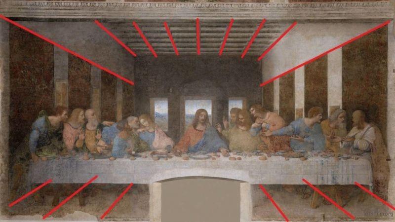 Da-Vinci-leading-lines