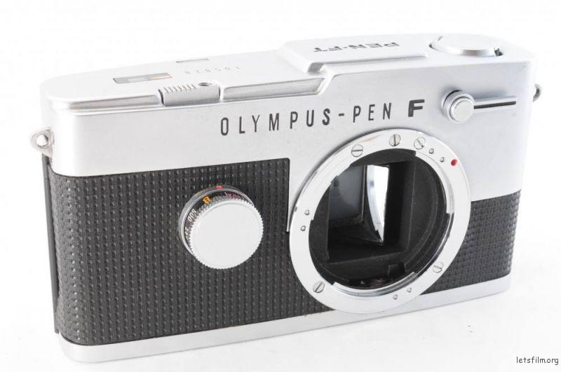 Olympus Pen F 半格相机