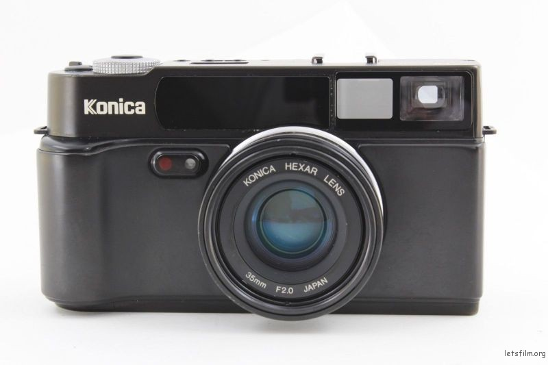 Excellent-konica-hexar-black-35mm-f-2-af-film-camera-functional-a414c7fdb301a3cb51e423dddb3f4b38