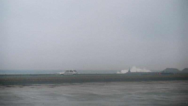 去看海的那两天 我的镜头总是哭