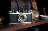 不到一百块买了一台老相机,居然是徕卡伪装的