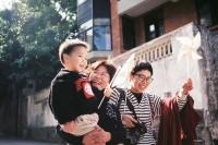 [16537] 三岁的我、妈妈、还有姥姥