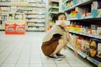 [16418] 在超市浪了个浪