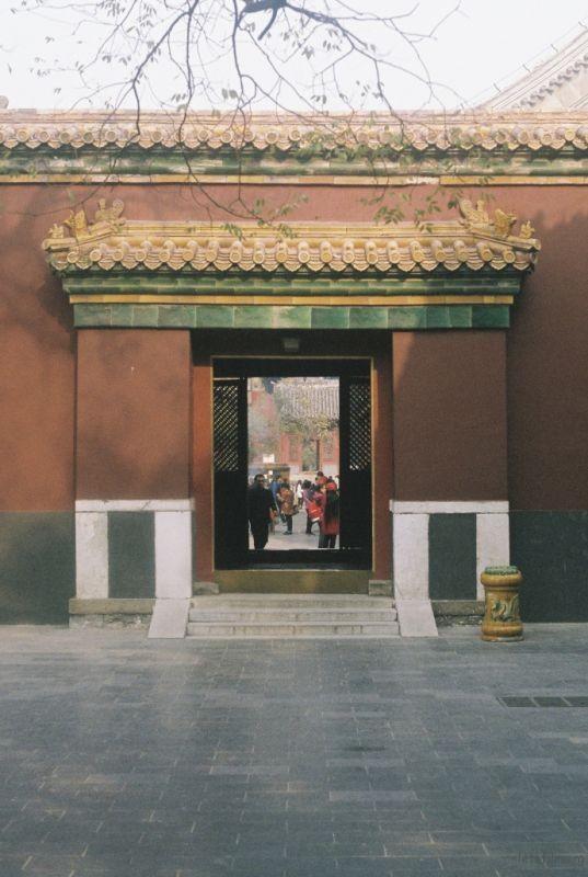 北京深秋的记忆(2)