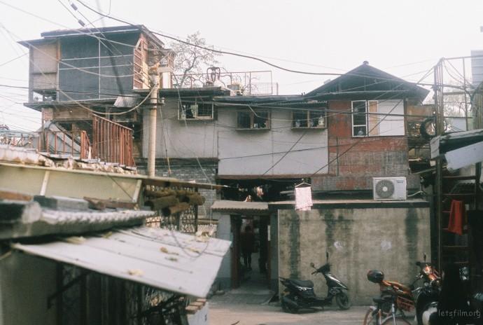 北京深秋的记忆(二)(2)