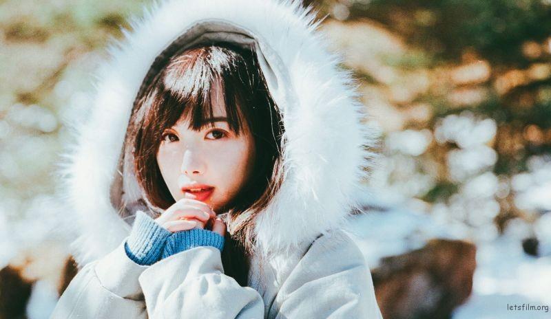 我們白色的雪呀 (3)