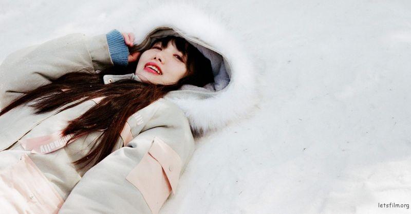 我們白色的雪呀 (5)