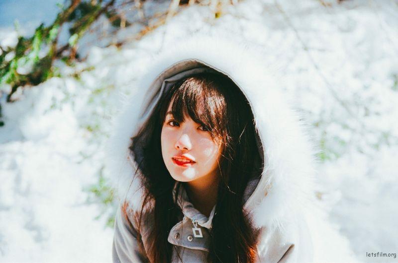 我們白色的雪呀 (8)