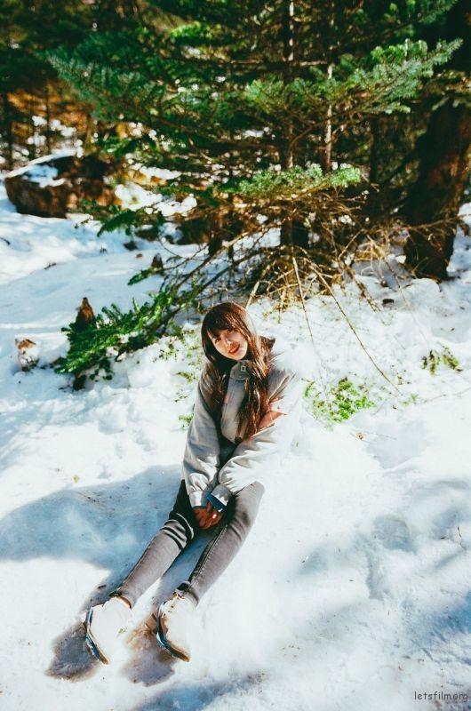 我們白色的雪呀 (9)
