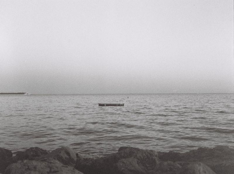黑白地中海