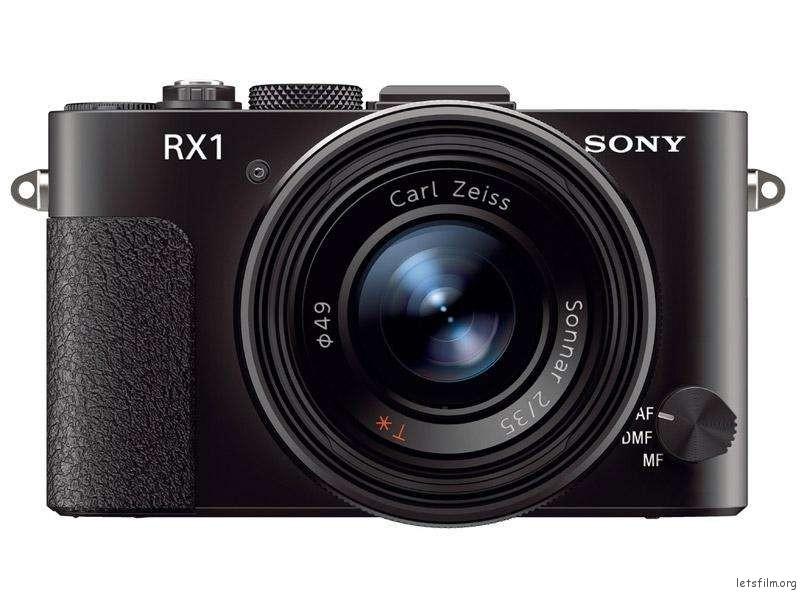 全画幅的 SONY RX1