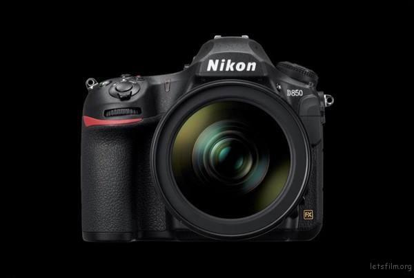 全画幅的 Nikon D850