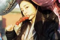 [17358] 一月的第一口冰糖葫芦,满嘴的甜蜜是对你的喜欢