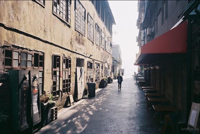 [17804] 重庆 | 胶片的味道