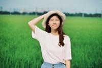 [17894] 夏日是水稻田与风