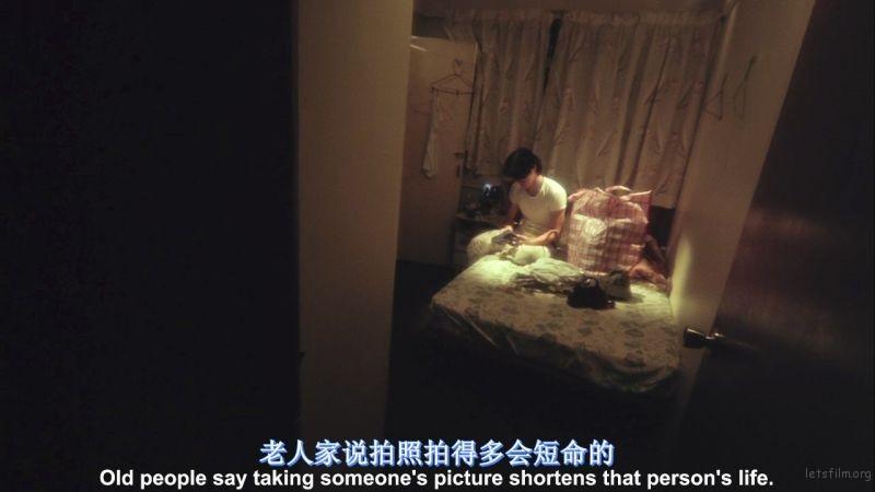 《堕落天使》电影截图,王家卫导演作品,杜可风掌镜