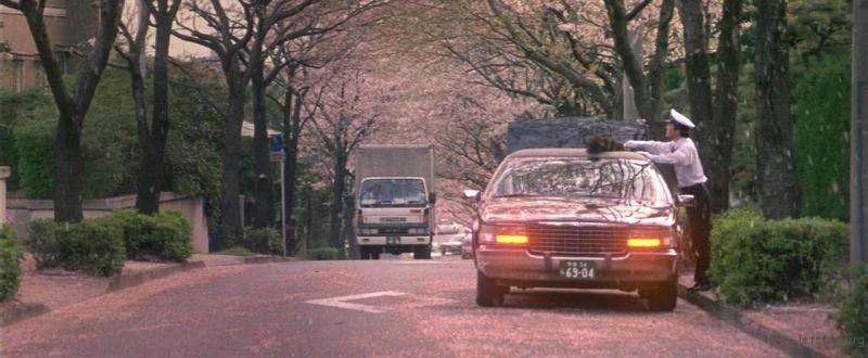 《四月物语》电影截图,岩井俊二导演作品,筱田升掌镜