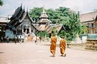 [18345] 清迈,处处都是禅和佛